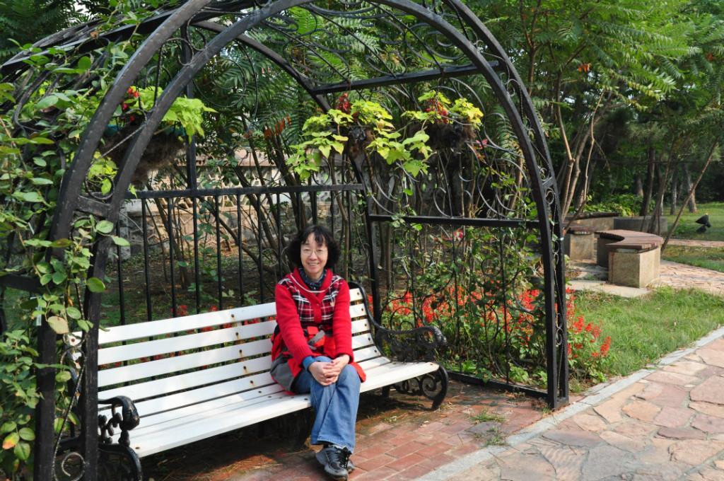 Host family in Beijing, China