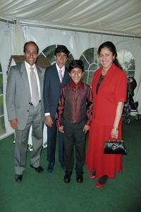 Host family in London, United Kingdom