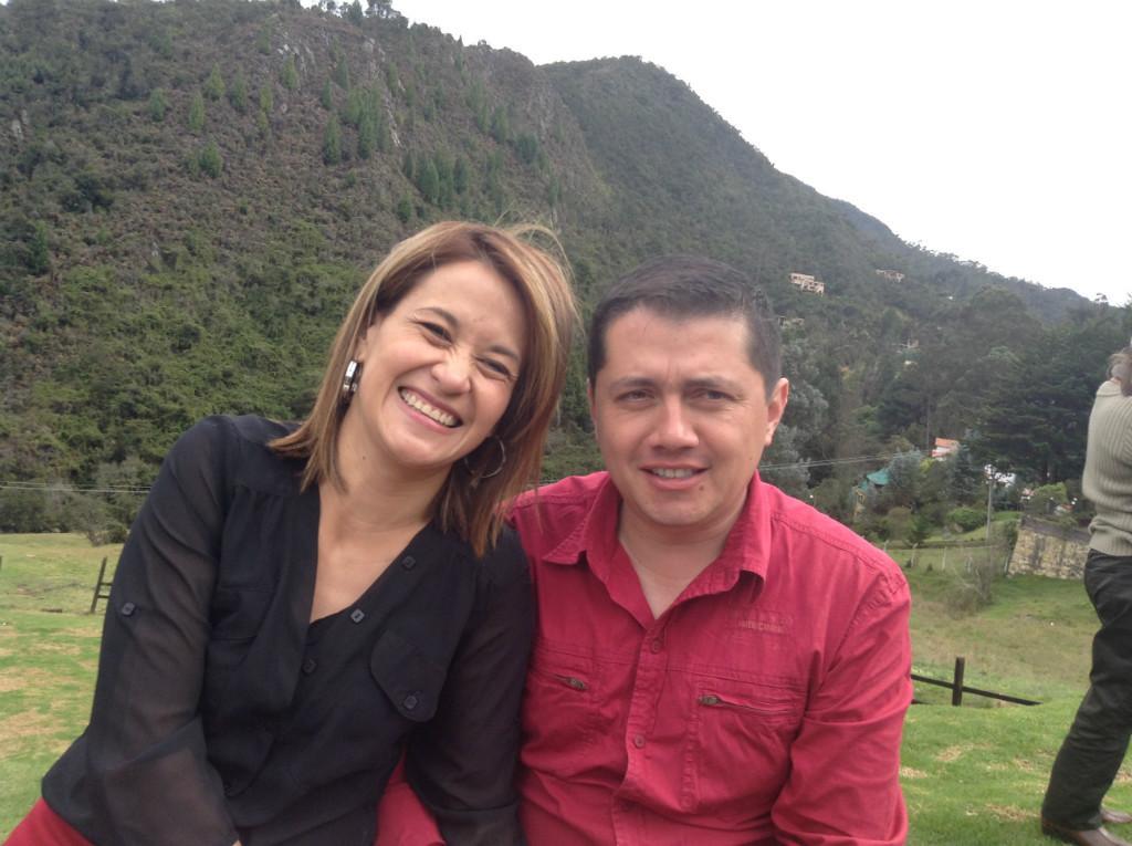 Host family in Bogota, Colombia