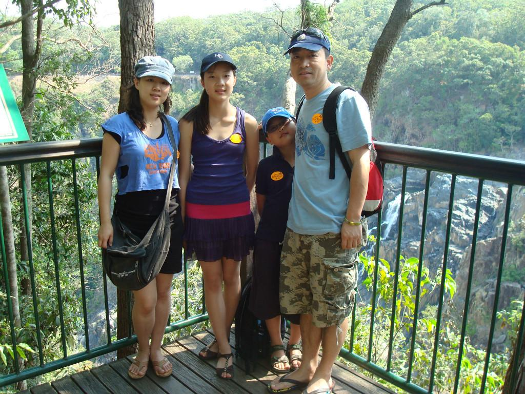 Host family in Sydney, Australia