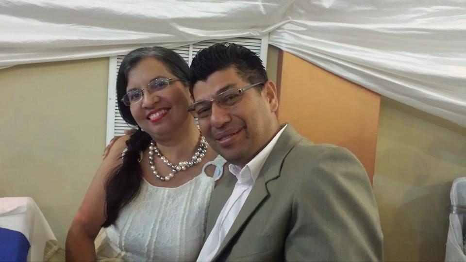 Host family in SantaElena, Ecuador