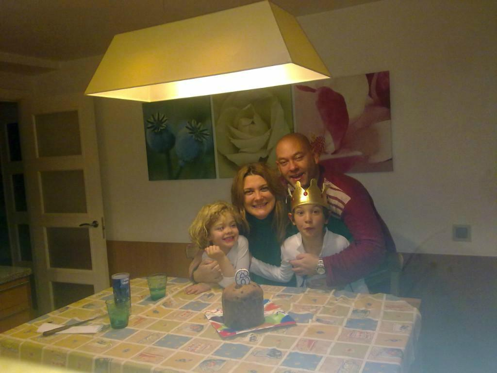 Host family in Madrid, Spain
