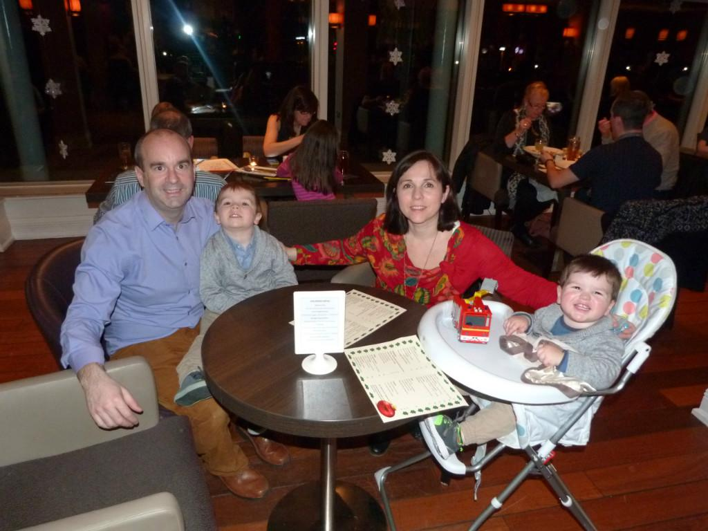 Host family in Swords, Ireland