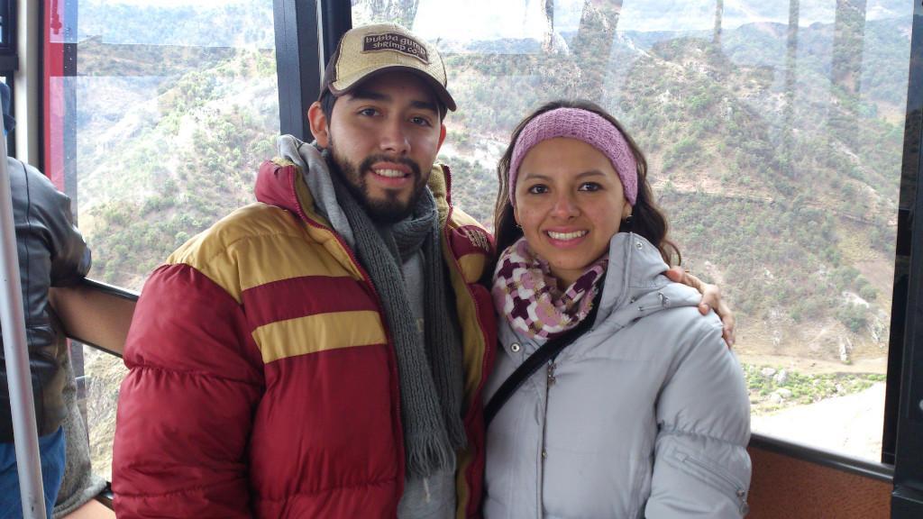 Host family in San Nicolas de Los Garza, Mexico