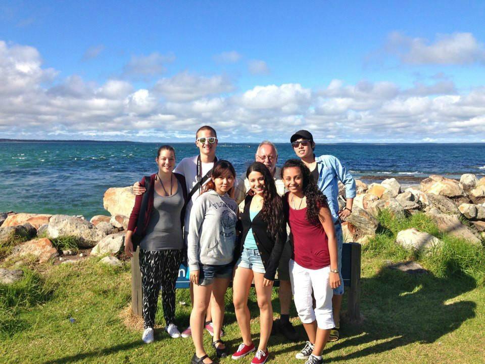 Homestay family Annegret
