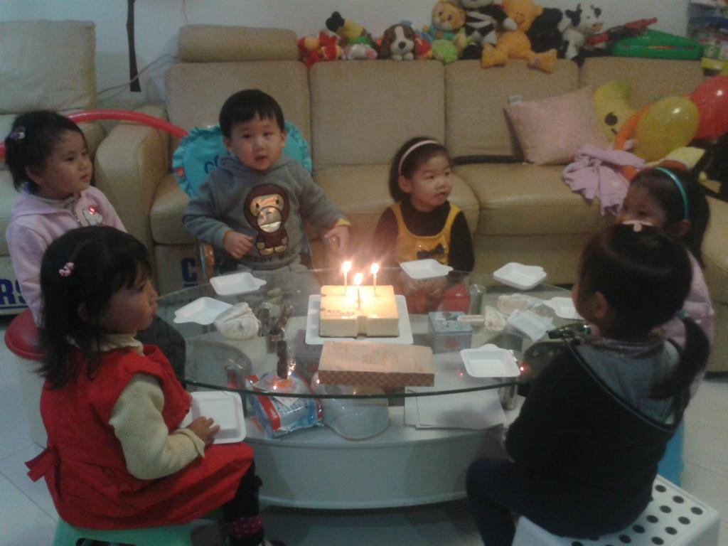 Host family in Shenzhen, China