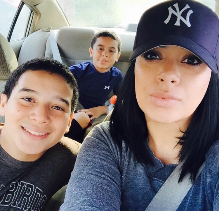 Host family in Secaucus , United States