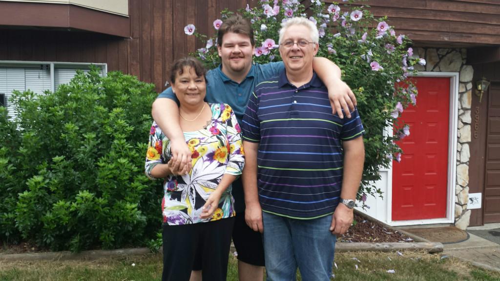 Homestay family MARC