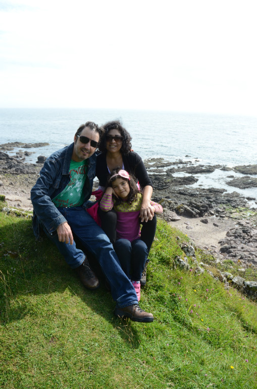 Host family in Bournemouth, United Kingdom
